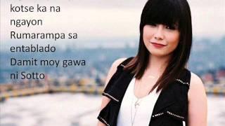 Yeng Constantino - Magasin (lyrics)