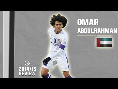 OMAR ABDULRAHMAN عمر عبدالرحمن | Goals, Skills, Assists | Al Ain | 2014/2015 (HD)