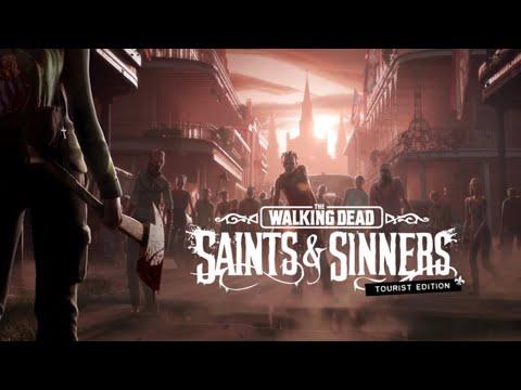 The Walking Dead: Saints & Sinners | Announce Trailer | Oculus Quest Platform