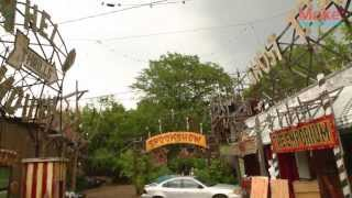 Theme Park Crafted with Abandon: Theatre Bizarre