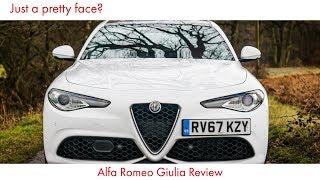 Just A Pretty Face? Alfa Romeo Giulia Review
