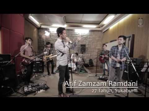 d'Masiv Feat. Arif - Semakin (Studio Live Jamming)