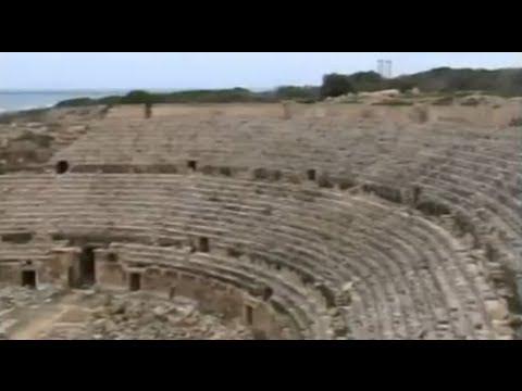Richesses archéologiques de la Libye / Archaeological treasures of Libya