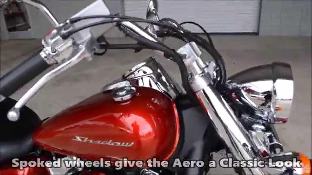 2015 honda shadow aero 750 for sale tn ga al motorcycle for Honda dealers in tennessee