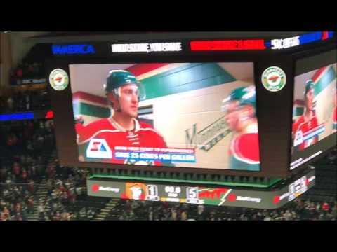 Minnesota Wild Win (3.30.17) [60 FPS]