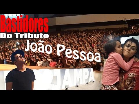 Rodrigo Teaser - Bastidores do Tributo ao Rei do Pop (Michael Jackson) em João Pessoa