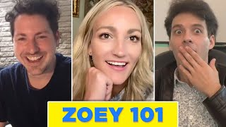 """The """"Zoey 101"""" Cast Reveal Their Favorite Things From The Show"""