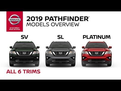 2019 Nissan Pathfinder SUV Walkaround & Review