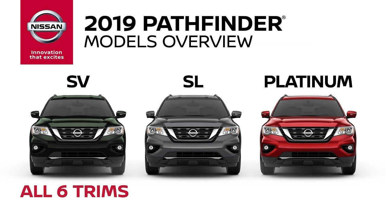 2019 Nissan Pathfinder vs the Competition - M'Lady Nissan
