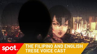 The Filipino and English Trese Voice Cast