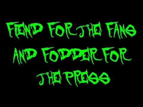 Coal Chamber - Fiend (lyrics)