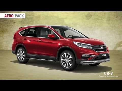 Honda CR-V Accessories 2015