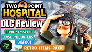 Two Point Hospital DLC Test-Review (Deutsch) Bigfoot - Pebberley Island - Close Encounters