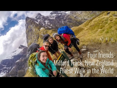 Milford Track: My most amazing hike - Exploring New Zealand