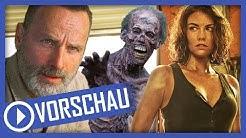 The Walking Dead: Rückblick Staffel 8 und Vorschau auf Staffel 9