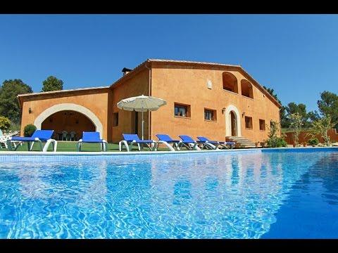 Holiday home Palamos Costa Brava Villa Spain for rent Pretoria