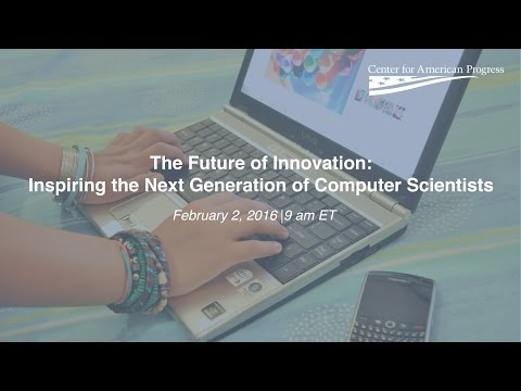 The Future of Innovation: Inspiring the Next Generation of Computer Scientists