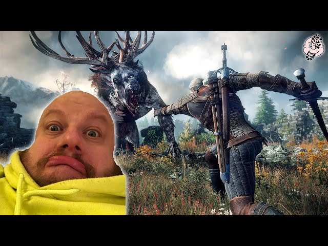 The Witcher 3: Playthrough Part 13 [Death March Difficulty]