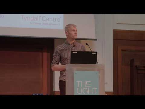 """Kevin Anderson at HPBW - """"Accelerating towards Paris: how informed hope & action can trump despair"""""""