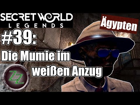 Secret World Legends #39 Schwarze Sonne, roter Sand Teil 4 bis 8 #SWL gameplay german deutsch