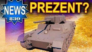 MKA - nowy czołg - prezent od WG? - World of Tanks