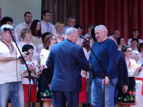Святковий   концерт вчителів смт Веселого  28 02 2020