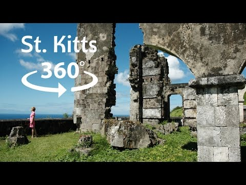 St Kitts Slavery, History and Tourism