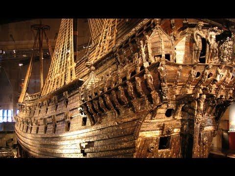El Vasa, el Titanic del S.XVII