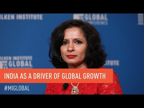 India as a Driver of Global Growth