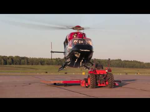 Mercy Flight Central Landing at Griffiss International Airport