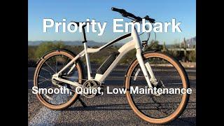 Priority Embark Electric Bike Review | Electric Bike Report thumbnail