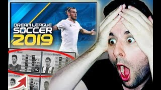 COMIENZA LA AVENTURA!!! RONALDO, MESSI, MBAPPE! OMG! | Dream League Soccer 2019 Cap.#1