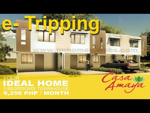 Pagibig Rent to Own Houses in Tanza Cavite Casa Amaya South