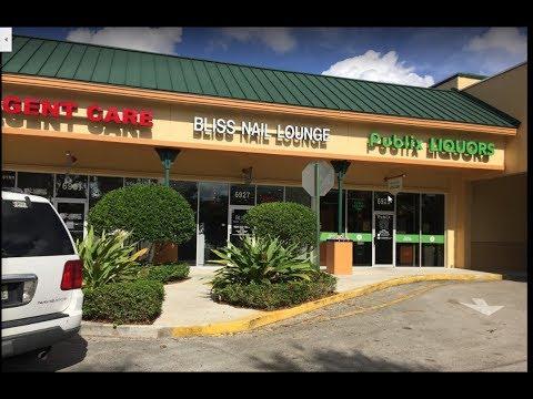 Bliss Nail Lounge - Plantation, FL 33317