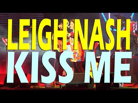 KISS ME Leigh Nash  2018 Momentum  MNL