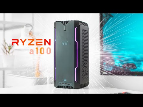 They RYZEN'd Up!  Corsair ONE a100 Gaming PC Review