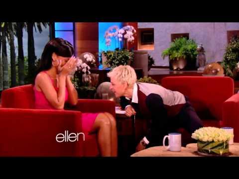 [Preview] Rihanna Talks About Her Vagina, Mariah Carey & Having Kids On Ellen