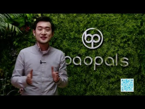 CGTN reporter visited Baopals to see how it helped foreigners shop online in China