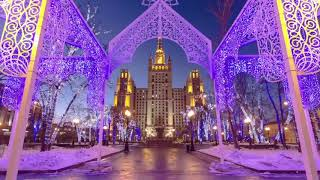 Fly to Moscow with Oman Air