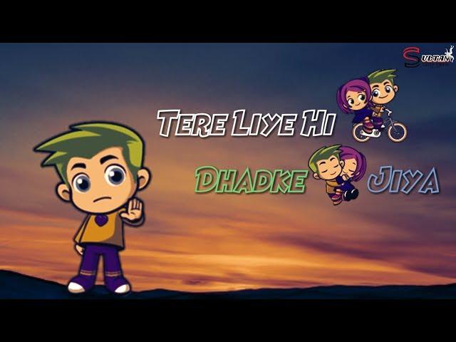 Mere Dil Ko Tere Dil Ki Zaroorat Hai Sad Song - WhatsApp Status Video
