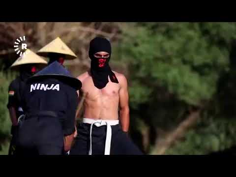 نینجا لە کوردستان | Ninja in Kurdistan