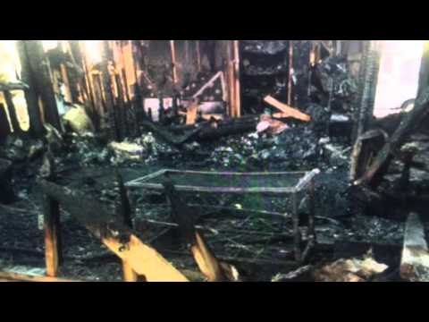 """Iowa: House Fire """"Grandmother Dies But Holy Bible"""" Survives"""