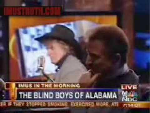 Blind Boys of Alabama on Imus