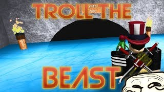 Roblox - Flee The Facility - 2 Ways to Troll The Beast