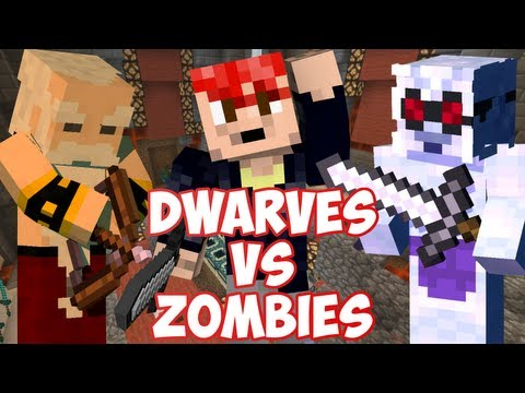 Dwarves vs Zombies EP1 w/ OldManWillakers and DireDwarf