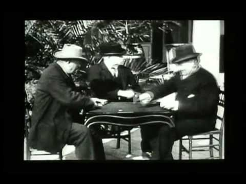 The Lumiere Brothers' - First films 1895 - Auguste and Louis Lumiere