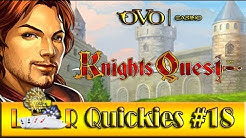 WIN| LR Quickies #18- OVO Casino- KIGHT´S QUEST auf 1€