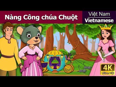 Nàng Công chúa Chuột nhắt   Chuyen co tich   Truyện cổ tích   Truyện cổ tích việt nam