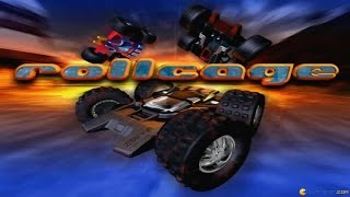 Rollcage - 1999 PC Game, introduction and gameplay