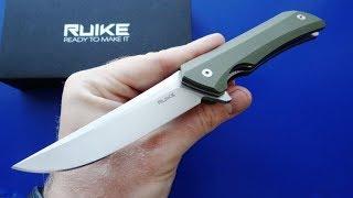 Гусарский, крутой, китайский нож! Складной RUIKE HUSSAR Р121